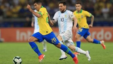 Аргентина - Бразилия. 11.07.2021. Прогноз и анонс на матч Кубка Америки