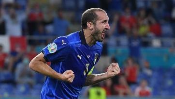 Кьеллини стал самым возрастным капитаном в финале Евро