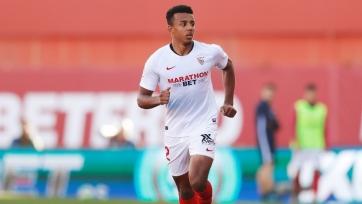 Защитник «Севильи» сорвал свой переход в «Тоттенхэм»