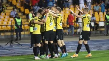 «Кайрат» вышел во второй квалификационный раунд Лиги чемпионов