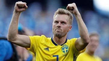 Капитан сборной Швеции завершил международную карьеру