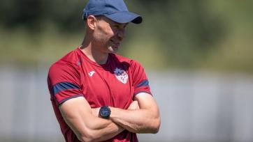 Березуцкий утвержден главным тренером ЦСКА