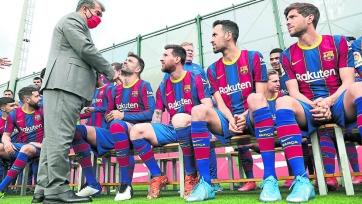 Месси и другие ветераны «Барселоны» согласились на существенное снижение зарплаты
