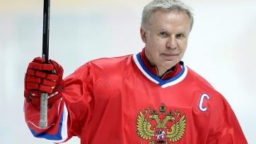 Фетисов назвал своего кандидата на пост наставника сборной России