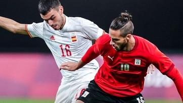Олимпиада-2020. Испания не смогла выиграть у Египта, Франция проиграла Мексике