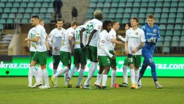 «Ворскла» упустила победу в первом матче Лиги конференций