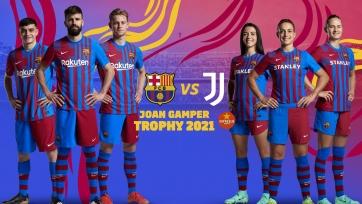 «Барселона» и «Ювентус» в начале августа разыграют трофей