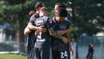 Киевское «Динамо» сыграло вничью с клубом Бундеслиги
