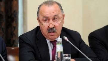 Газзаев: «Рад, что национальную сборную возглавил российский специалист»