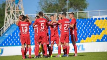 «Кайсар» и «Тараз» отпраздновали победы в Кубке Казахстана
