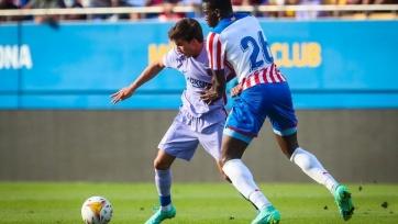 «Барселона» переиграла «Жирону». Депай подвел итог матчу. Видео