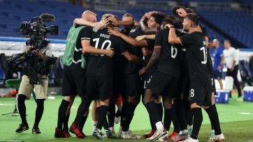 Германия в меньшинстве обыграла Саудовскую Аравию на Олимпиаде