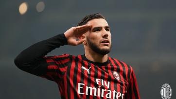 «Милан» обозначил Эрнандеса неприкасаемым для других клубов