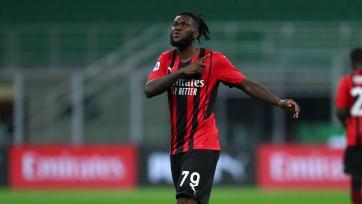 Кессье не планирует покидать «Милан»