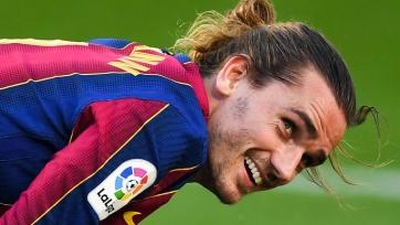 Гризманн готов пойти на снижение зарплаты, но уходить из «Барселоны» не хочет
