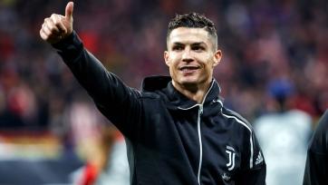 «Ювентус» не будет продлевать контракт с Роналду на действующих условиях