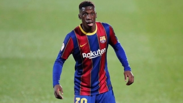 «Барселона» уверена в переподписании Мориба