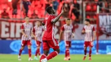 «Олимпиакос» и «Шериф» вышли в 3-й раунд квалификации ЛЧ