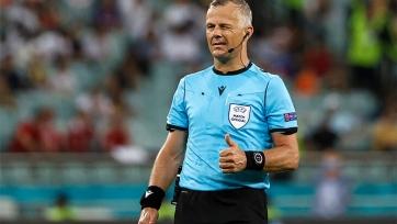 Арбитр финала Евро-2020 принял решение о завершении карьеры