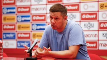 Тренер «Кайрата» прокомментировал вылет команды из Лиги чемпионов