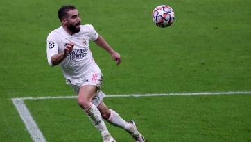 Официально. «Реал» продлил контракт с Карвахалем