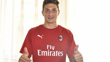 «Милан» может отдать Кальдару в аренду