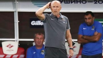 Федотов: «Сочи контролировал ход матча от начала и до конца»