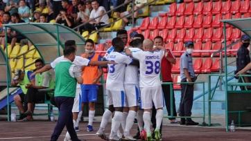 «Тараз» вышел в лидеры своей группы в розыгрыше Кубка Казахстана