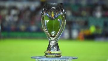 Принято решение о присутствии зрителей на матче за Суперкубок УЕФА