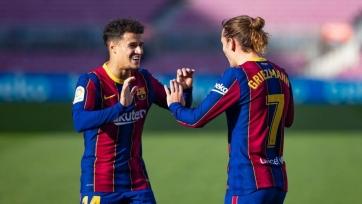 «Барселона» не собирается продавать Гризманна и Коутиньо