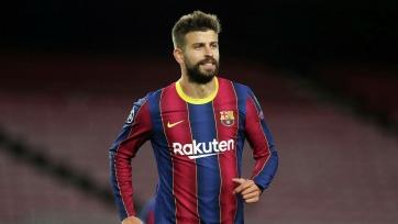 Пике: «Постараемся сделать так, чтобы «Реал» и «Атлетико» нам не мешали в Ла Лиге»