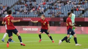 Испания в экстра-тайме вырвала у Кот-д`Ивуара путевку в полуфинал Олимпийский игр