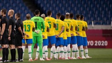 Бразилия и Япония вышли в полуфинал Олимпийских игр