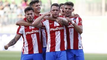 «Атлетико» обыграл «Вольфсбург», «Рома» и «Севилья» голов не забили