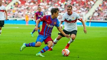 «Барселона» и «Манчестер Сити» одержали уверенные победы в спаррингах