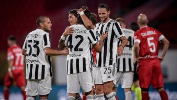 «Ювентус» обыграл «Монцу» в спарринге, «Милан» и «Ницца» сыграли вничью