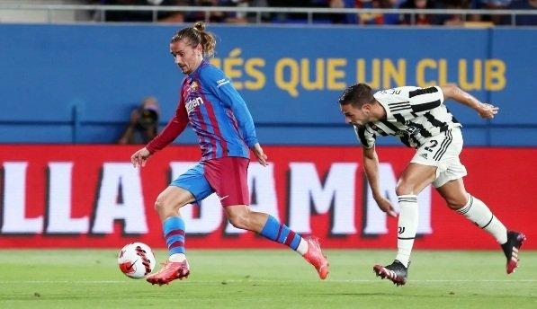 «Барселона» - «Ювентус» - 3:0. Обзор матча и видео голов