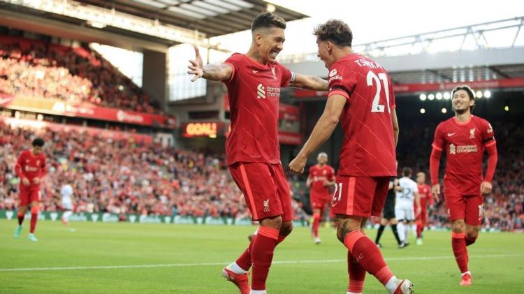 «Ливерпуль» – «Осасуна» – 3:1. Обзор матча и видео голов
