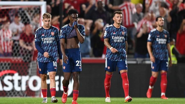 «Брентфорд» – «Арсенал» – 2:0. Обзор матча и видео голов