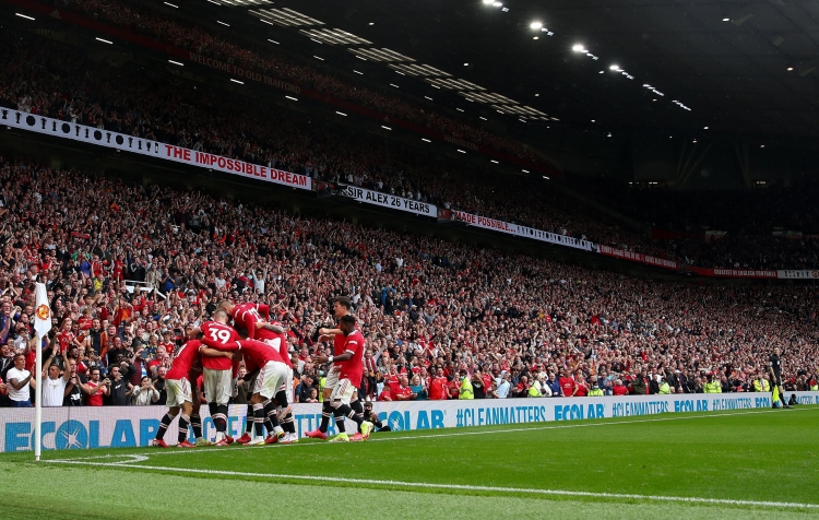 «Манчестер Юнайтед» – «Лидс» – 5:1. Обзор матча и видео голов
