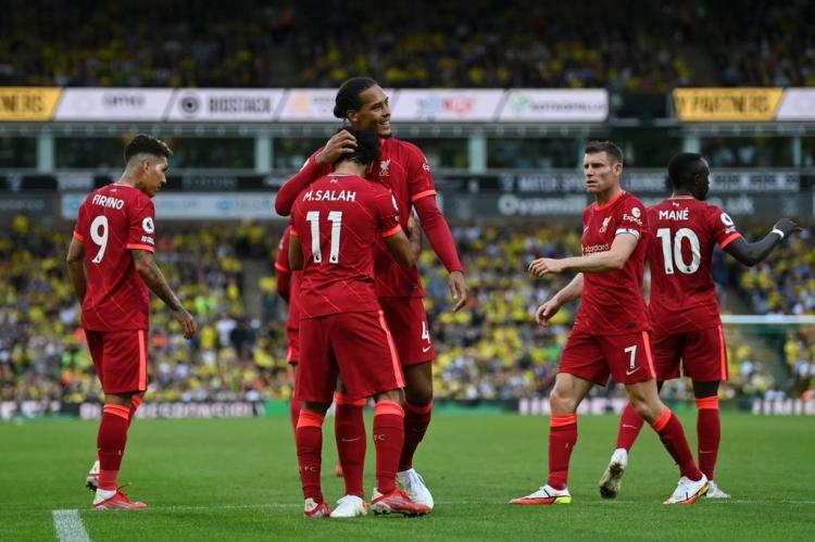 «Норвич» – «Ливерпуль» – 0:3. Обор матча и видео голов