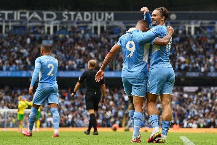 «Манчестер Сити» – «Норвич» – 5:0. Обзор матча и видео голов