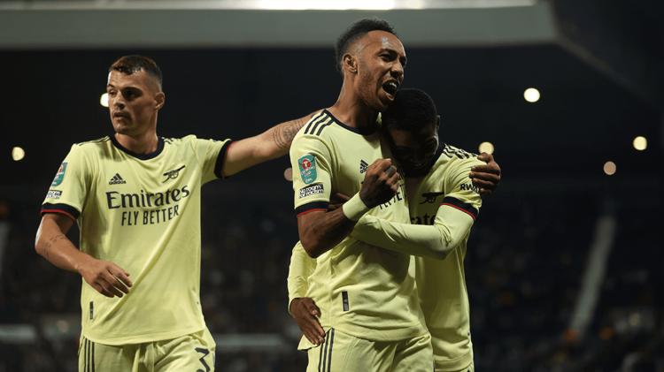 «Вест Бромвич» – «Арсенал» – 0:6. Обзор матча и видео голов