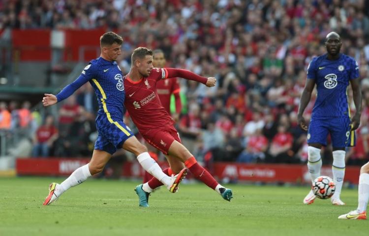 «Ливерпуль» – «Челси» – 1:1. Обзор матча и видео голов