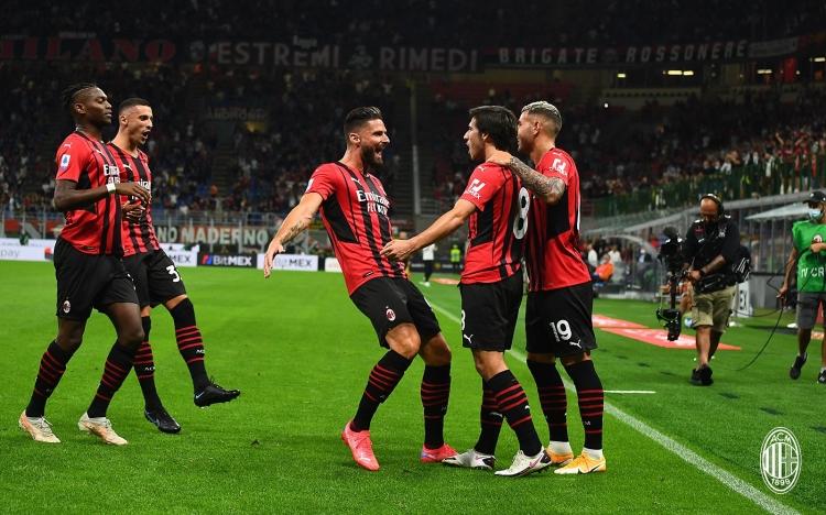 «Милан» – «Кальяри» – 4:1. Обзор матча и видео голов