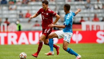 «Бавария» - «Наполи» - 0:3. Обзор матча и видео голов