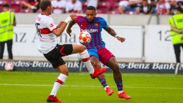 «Штутгарт» - «Барселона» - 0:3. Обзор матча и видео голов