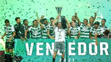 «Спортинг» стал обладателем Суперкубка Португалии