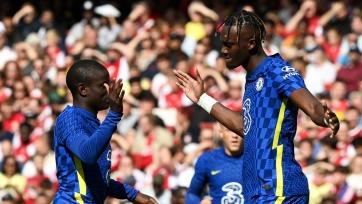 «Арсенал» в товарищеском матче уступил «Челси»