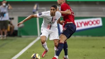 «Лилль» обыграл «ПСЖ» и стал обладателем Суперкубка Франции